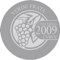 2009 – Silver Medal at the Vinhos Verdes competition for the Best Red Wine.