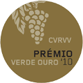 2010 – Gold Medal at the Vinhos Verdes competition for the Best Red Wine.