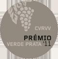 2011 - Medalha de Prata no concurso da CVRVV para Melhor Espumante.