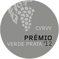 2012 - Silver Medal at the Vinhos Verdes competition for the Best Red Wine