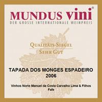 2007 - Certificado de qualidade