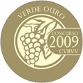 2009 – Gold Medal at the CVRVV competition for the best rosé Sparkling wine