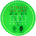 2011 - Wine of the Year in the White Sparkling category for the portuguese Engeniers Association Northen Region