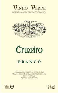 Cruzeiro Branco | Loureiro, Arinto, Trajadura