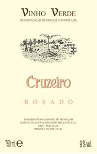 Cruzeiro Rosé | Borraçal, Padeiro de Basto