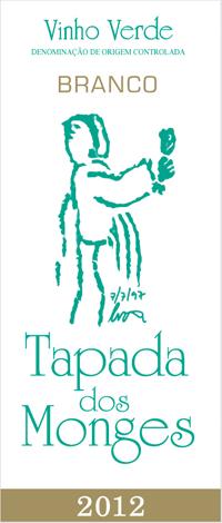 Tapada dos Monges Branco | Loureiro, Arinto, Trajadura