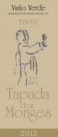 Tapada dos Monges Tinto | Vinhão, Amaral, Padeiro